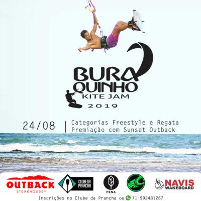 Buraquinho Kite Jam 2019