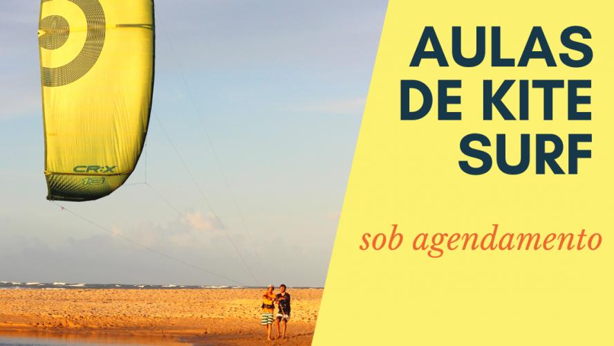 Aulas de Kitesurf, Aluguel de Stand Up em Salvador – Bahia